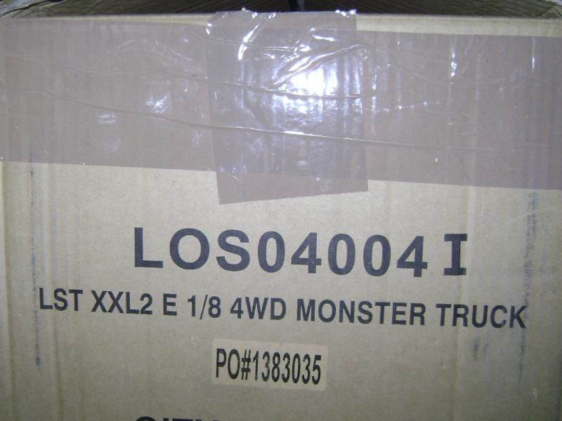 Les Monsters truck de Trankilou & Trankilette - Losi LST  XXL 2E 25_04_13