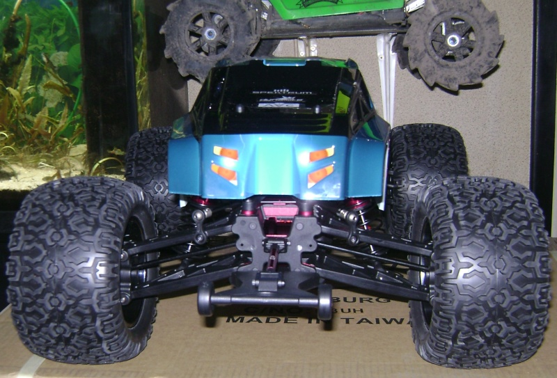 Les Monsters truck de Trankilou & Trankilette - Losi LST  XXL 2E 25_04_14