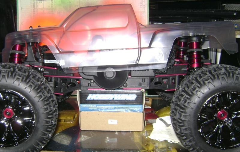 Les Monsters truck de Trankilou & Trankilette - Losi LST  XXL 2E - Page 3 30_04_15