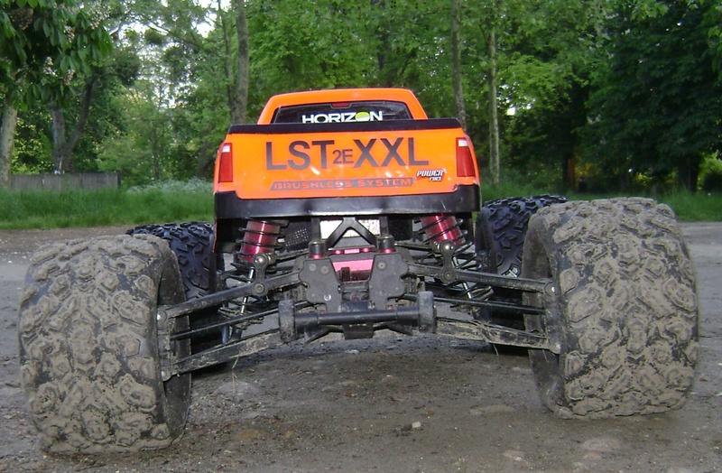 Les Monsters truck de Trankilou & Trankilette - Losi LST  XXL 2E - Page 4 Tof_1717