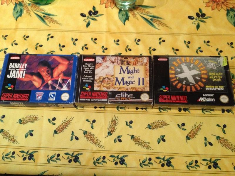 [vds/ech] plein de jeux super nintendo complets! ajout de jeux PAL!!!  Img_2627
