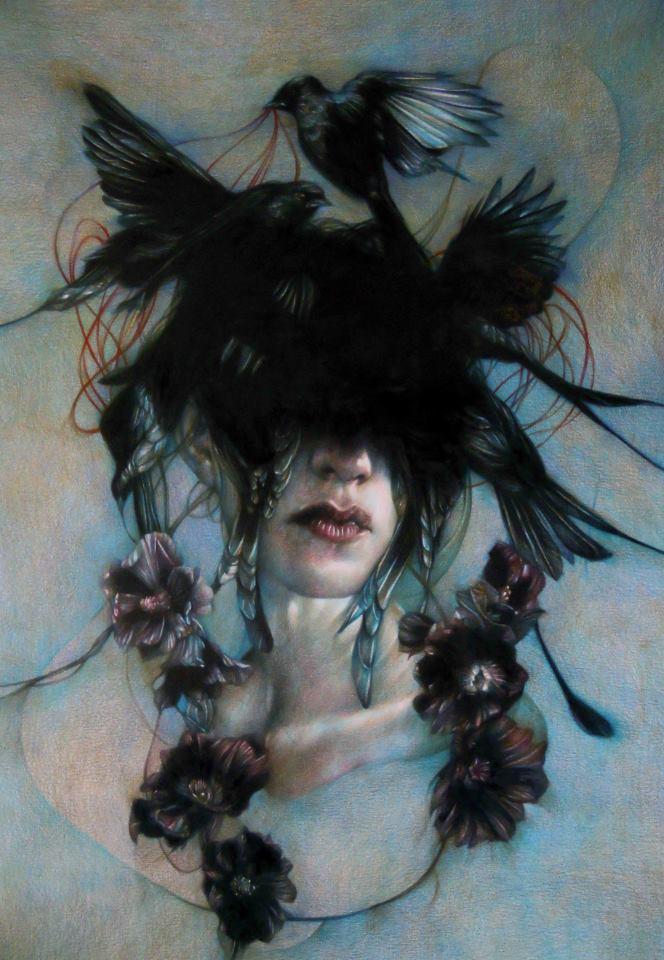 artistes peintre / illustrateur / dessinateur / graphiste qui font briller les yeux 42554910