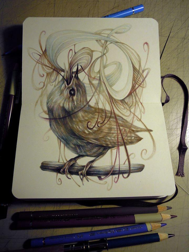 artistes peintre / illustrateur / dessinateur / graphiste qui font briller les yeux 89334910