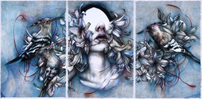 artistes peintre / illustrateur / dessinateur / graphiste qui font briller les yeux Lorenz10