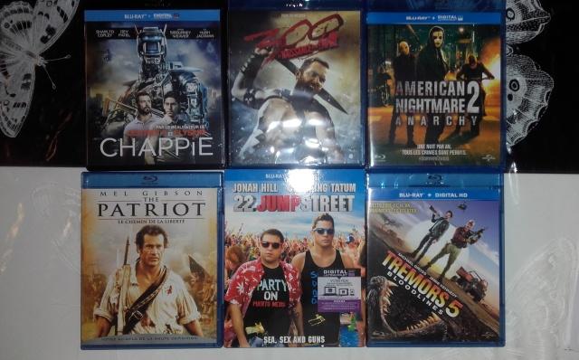 Les DVD et Blu Ray que vous venez d'acheter, que vous avez entre les mains - Page 38 20160510