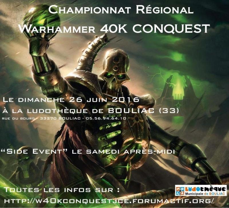 [Bordeaux] Tournoi régional le (25) / 26 juin 2016 - à la Ludothèque de Bouliac Annonc16
