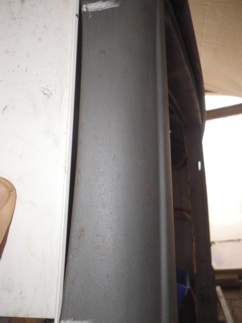 PARE-BRISE ,  entourage ,  cadre  de pare-brise Imgp4310