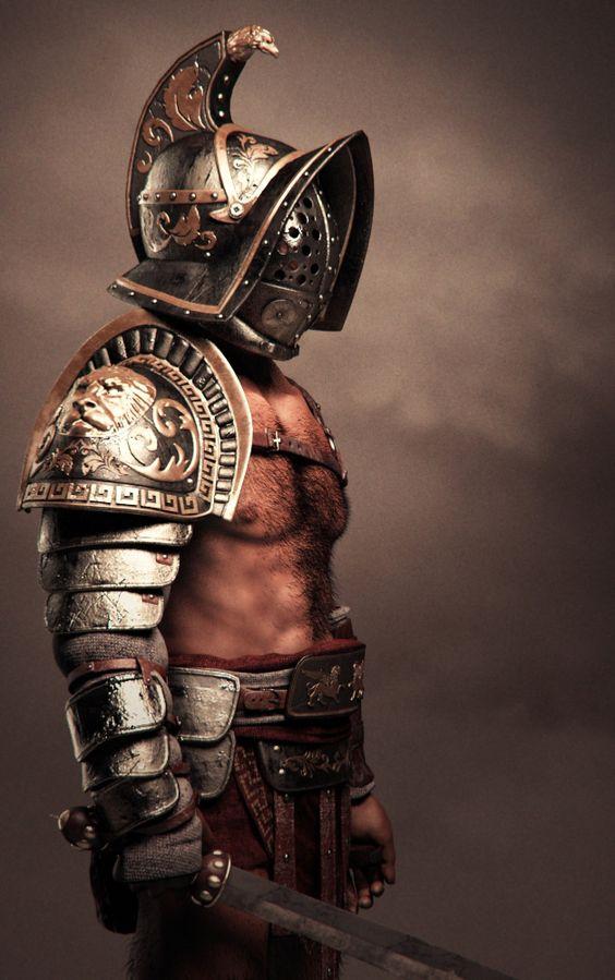YH1833 Gladiators II 1st Century A.D par Pisco  fin 98244010