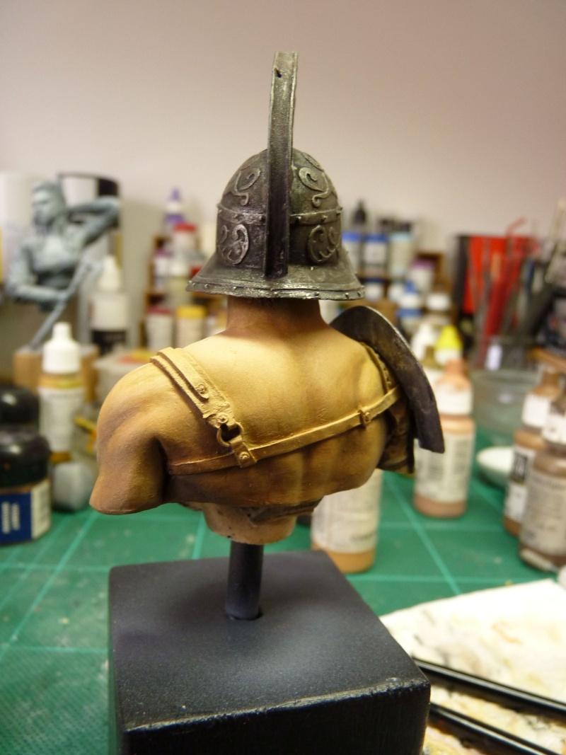 YH1833 Gladiators II 1st Century A.D par Pisco  fin P1070340