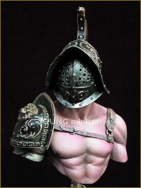 YH1833 Gladiators II 1st Century A.D par Pisco  fin Yh183311