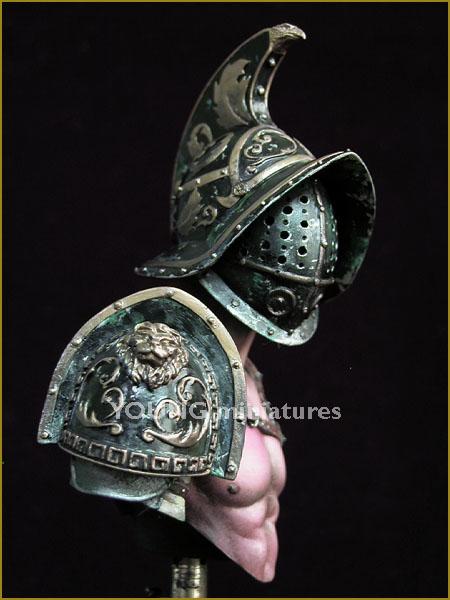 YH1833 Gladiators II 1st Century A.D par Pisco  fin Yh183313