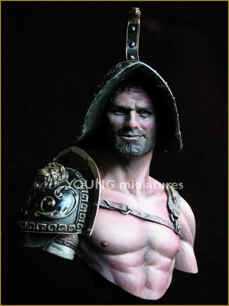 YH1833 Gladiators II 1st Century A.D par Pisco  fin Yh183315