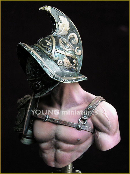 YH1833 Gladiators II 1st Century A.D par Pisco  fin Yh183316