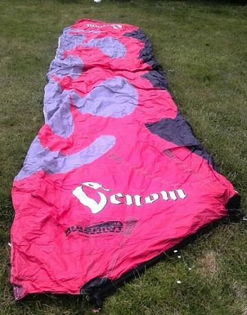 Peter Lynn Venom 13m 160€ Rps20111