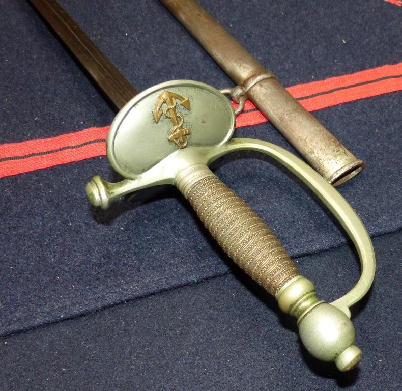 Sabres Marine et épées. P1220212