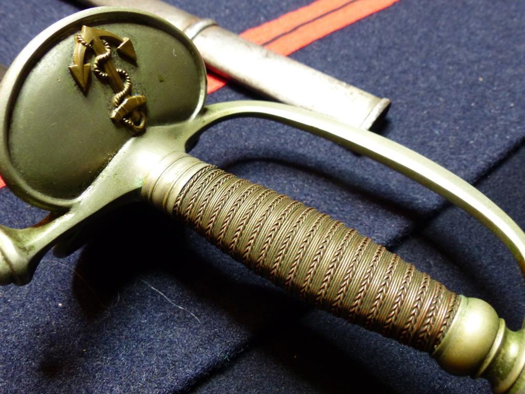 Sabres Marine et épées. P1220215