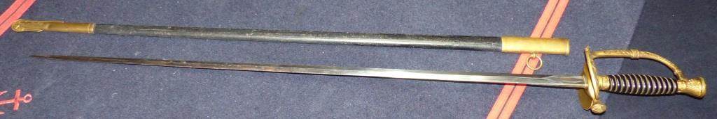 Sabres Marine et épées. P1220217