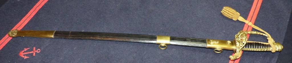 Sabres Marine et épées. P1220225