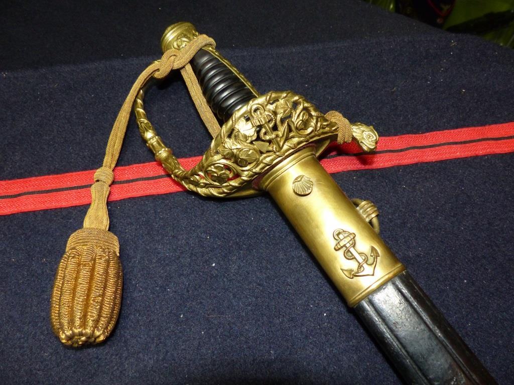 Sabres Marine et épées. P1220227
