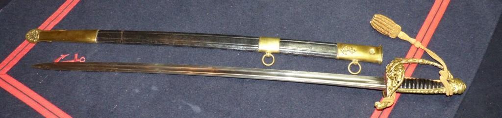 Sabres Marine et épées. P1220228