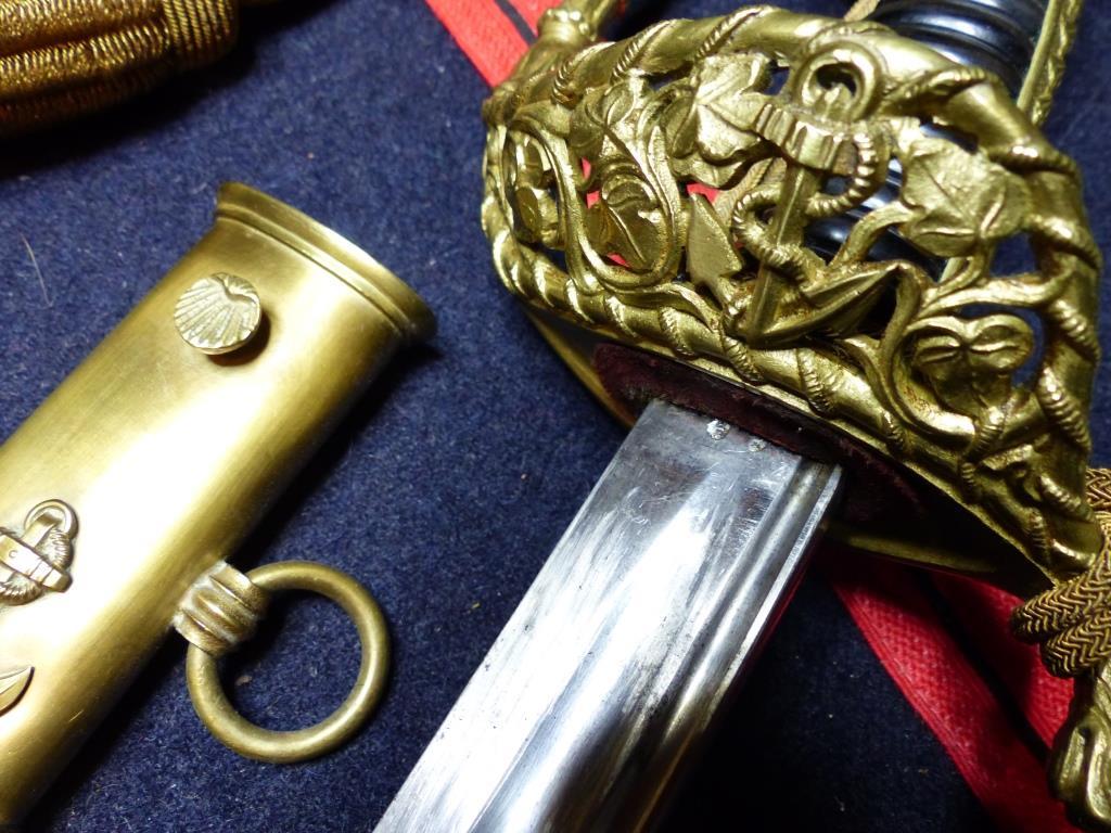 Sabres Marine et épées. P1220230
