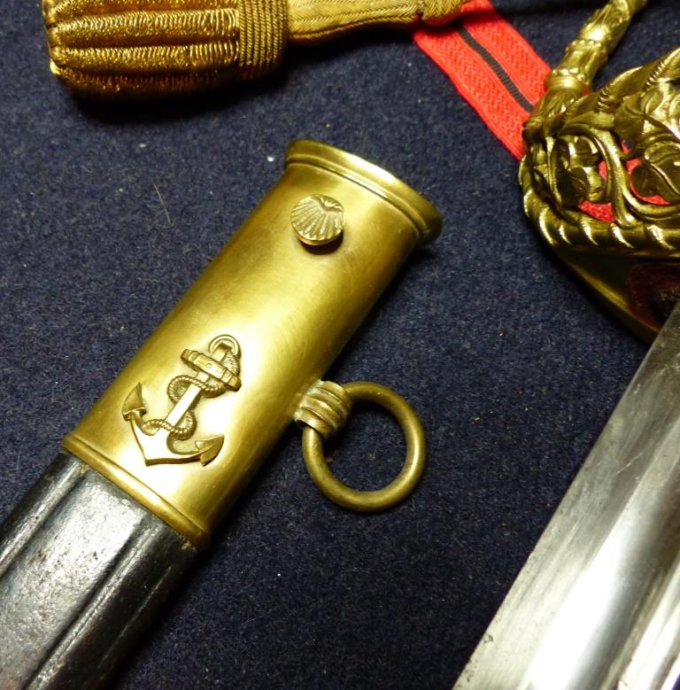 Sabres Marine et épées. P1220231