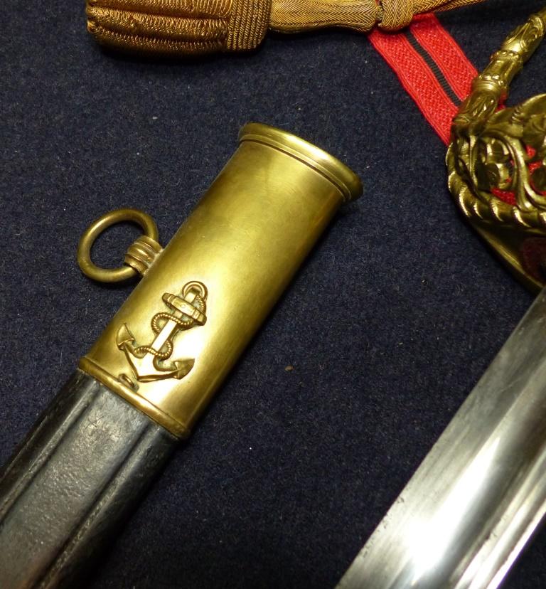 Sabres Marine et épées. P1220233