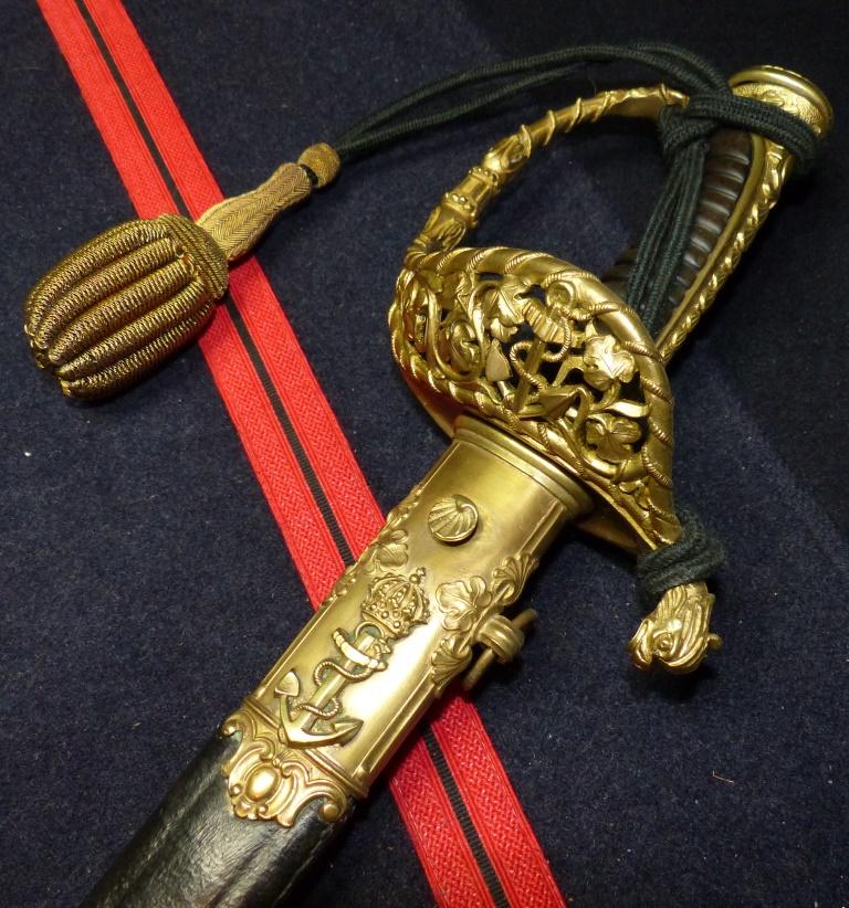 Sabres Marine et épées. P1220235