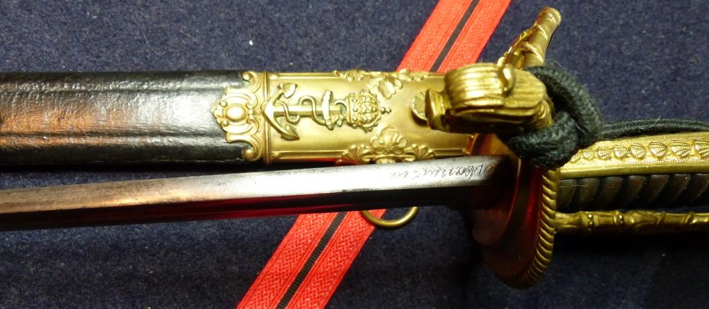 Sabres Marine et épées. P1220240