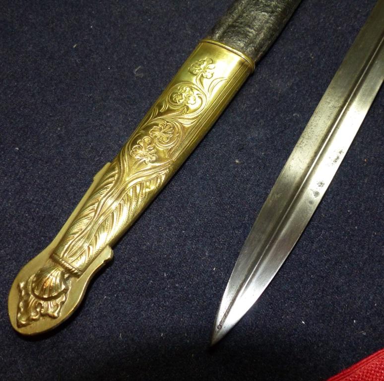 Sabres Marine et épées. P1220241