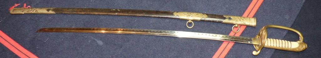 Sabres Marine et épées. P1220244