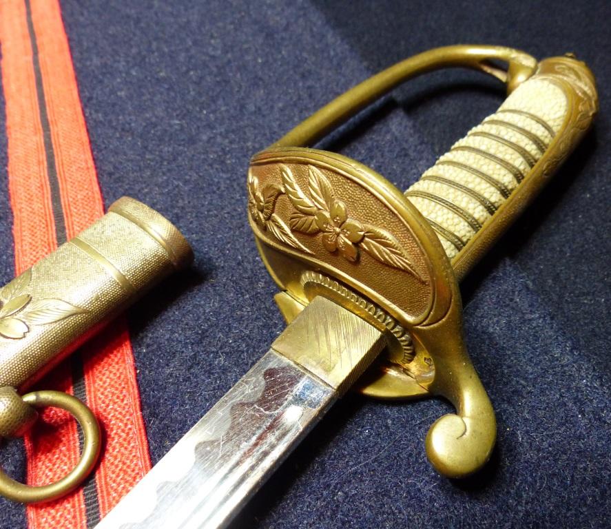 Sabres Marine et épées. P1220245
