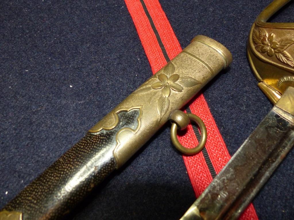 Sabres Marine et épées. P1220247