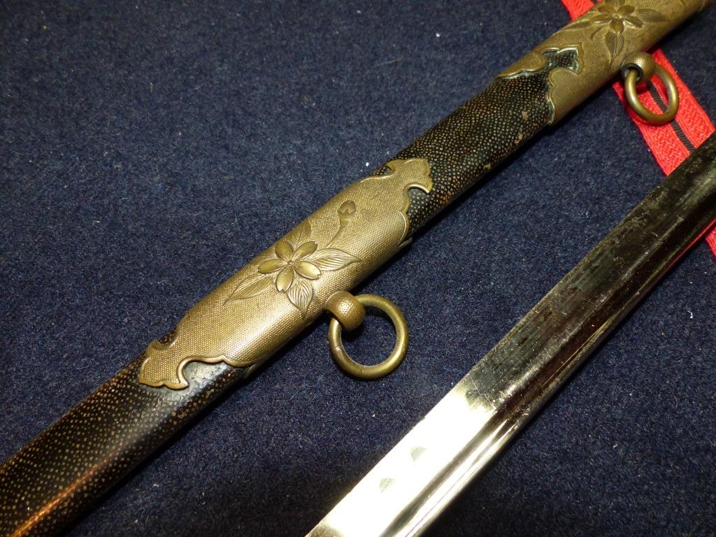 Sabres Marine et épées. P1220248