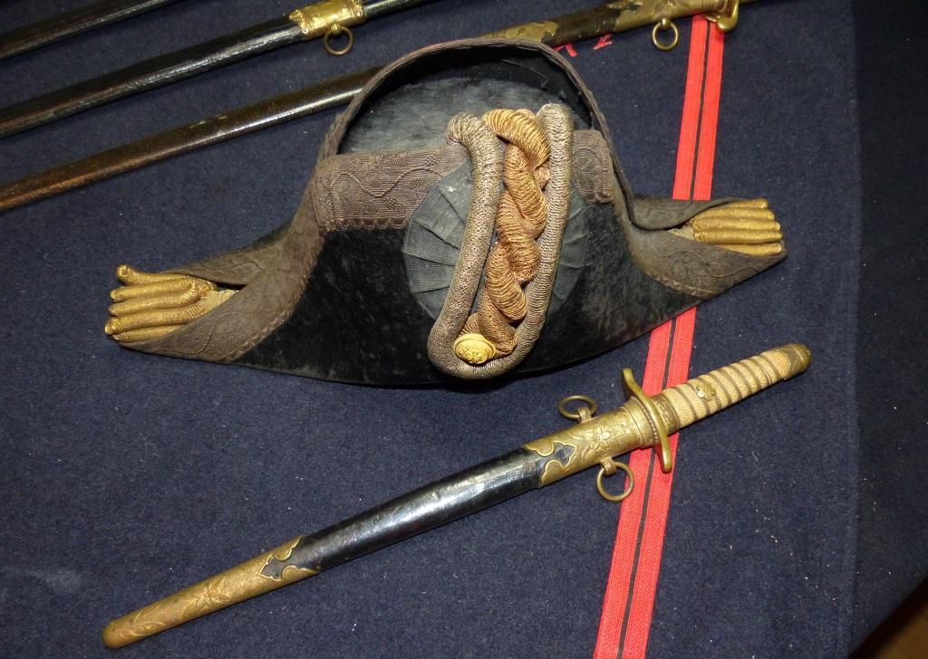 Sabres Marine et épées. P1220251
