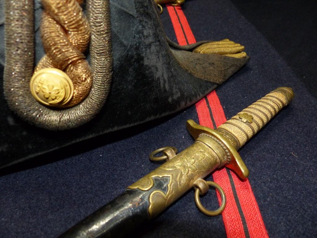 Sabres Marine et épées. P1220252