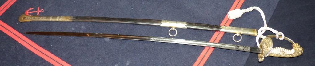 Sabres Marine et épées. P1220258