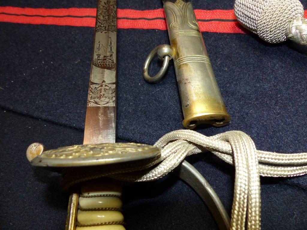 Sabres Marine et épées. P1220260