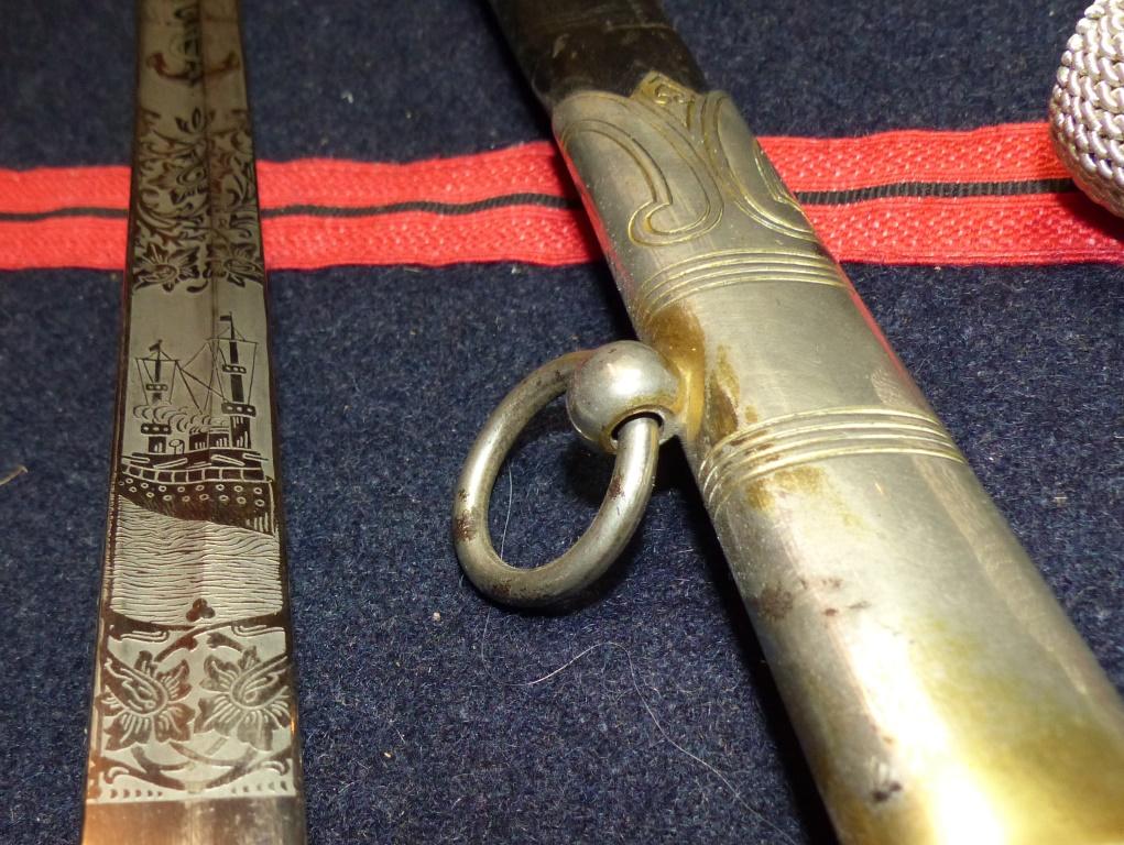 Sabres Marine et épées. P1220262