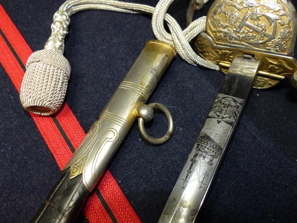 Sabres Marine et épées. P1220263