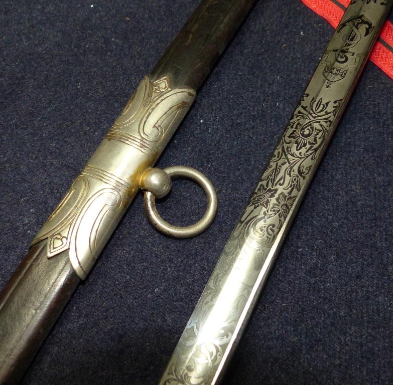 Sabres Marine et épées. P1220264
