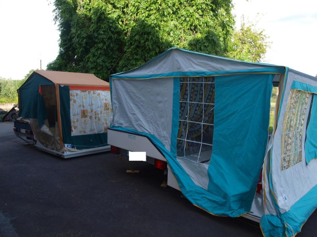 nouvelle caravane à la place de notre solena Compar11