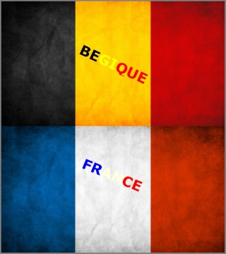 VIDÉO : PBLV a rendu hommage aux victimes des attentats de Bruxelles Drapea11
