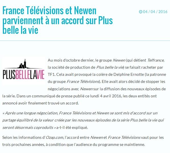 France Télévisions et Newen parviennent à un accord sur PBLV Pblv_n10