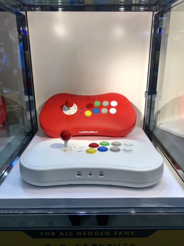 SNK va annoncer un nouveau hardware Neo-Geo prochainement - Page 4 Img_2138