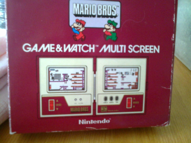[Estim] Game & Watch et Megadrive Photo012