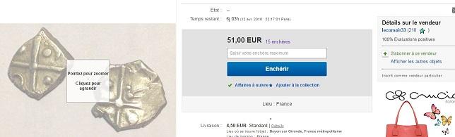 Poussette sur ebay Ebayca10