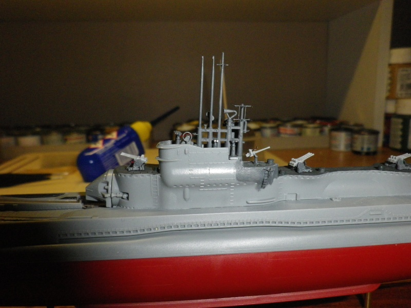 sous-marin japonais I-400 Tamya au 1/350 Imgp3916
