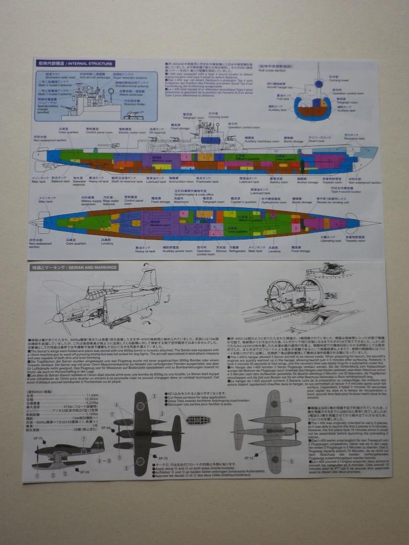sous-marin japonais I-400 Tamya au 1/350 Imgp4220