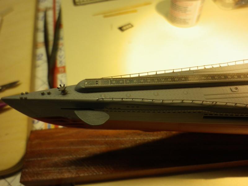 sous-marin japonais I-400 Tamya au 1/350 Imgp4226